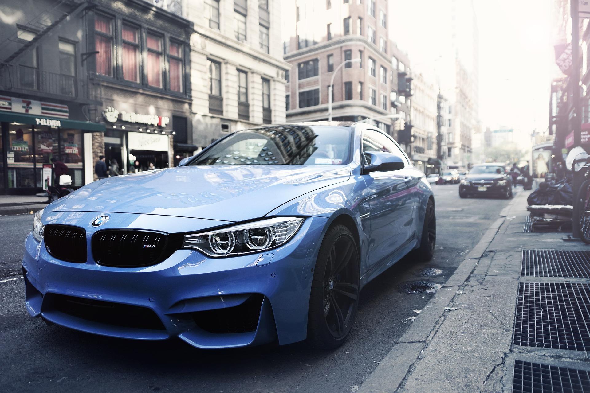 BMW - MyWebCar App